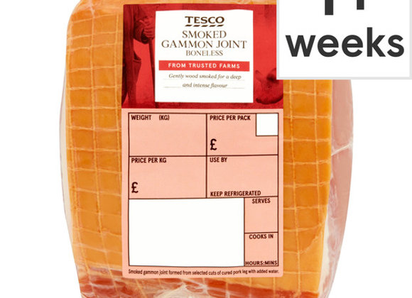 Tesco Small Smoked Gammon Joint 1.1kg