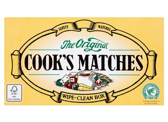 The Original Cooks Matches Av 220 Matches