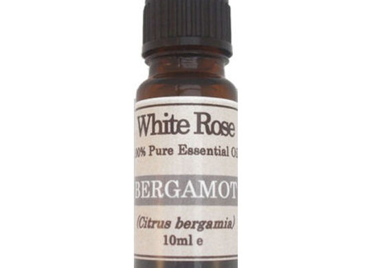 Bergamot (bergapten-free) 100% Pure Essential Oil