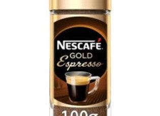 Nescafe Espresso Instant Coffee 100G