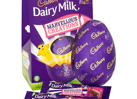 Cadbury Marvellous Creation Egg 291G