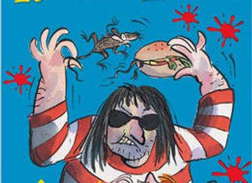 Ratburger - David Walliams Paperback