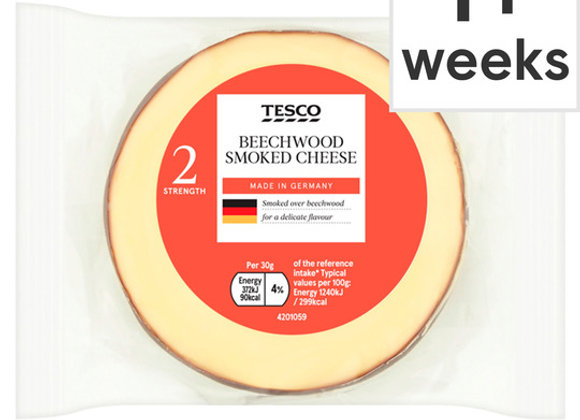 Tesco Beechwood Smoked Cheese 150g