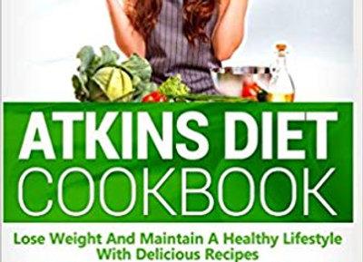 Atkins Diet Cookbook Paperback
