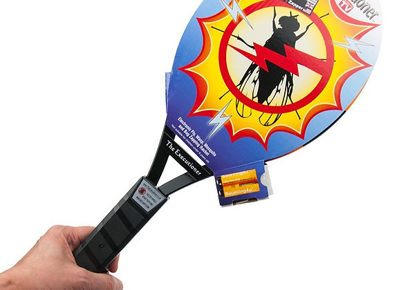 The Executioner™ Fly Swat Wasp Powerful Bug Mosquito Swatter Zapper