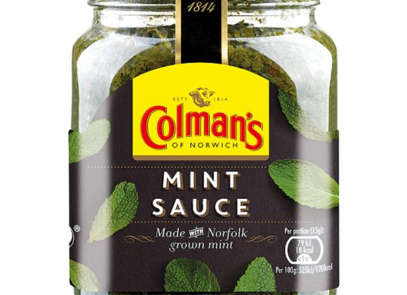 Colmans Mint Sauce 165G