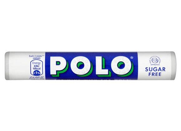Polo Sugar Free Tube 33.4G