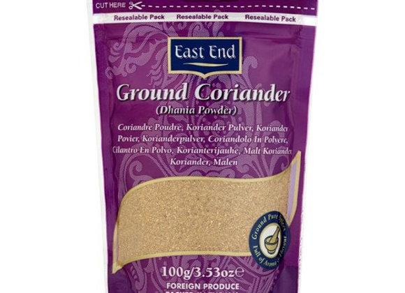 East End Ground Coriander Powder 100G