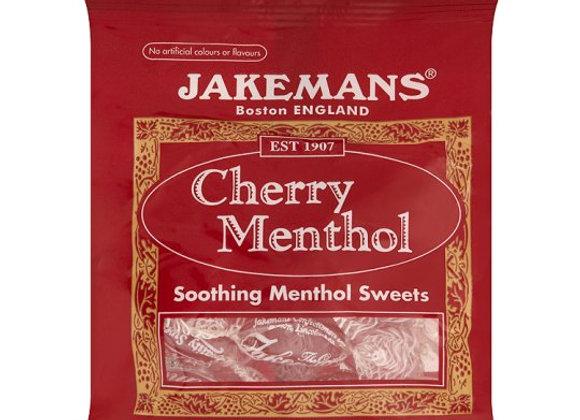 Jakemans Cherry Menthol 100G