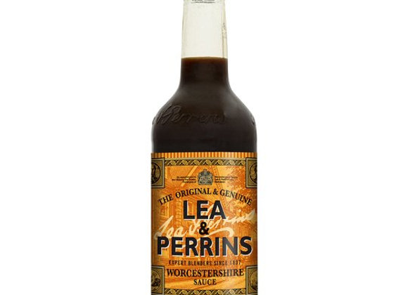 Lea & Perrins Traditional Worcester Sauce