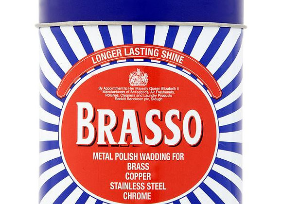 Brasso Metal Polish Wadding