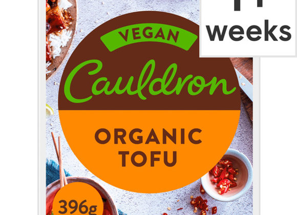 Cauldron Foods Tofu 396G