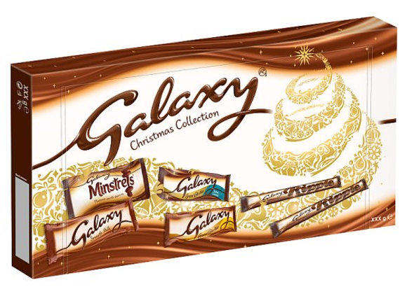 Galaxy Christmas Large Collection Box 246G