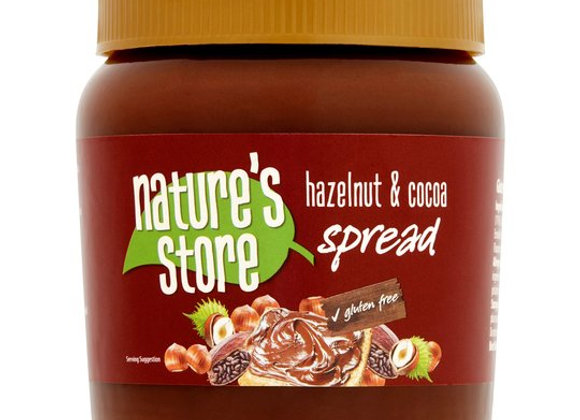Nature's Store Gluten Free Chocolate Spread 350g