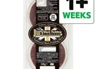 Bury Black Pudding 4 Slices 230G