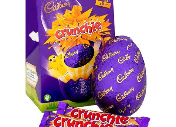 Cadbury Crunchie Large Egg 278G