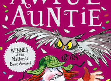 Awful Auntie - David Walliams Paperback