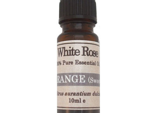 Orange (Sweet) (Citrus sinensis) 100% Pure Cosmetic Grade Essential Oil
