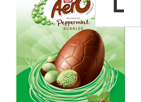 Nestle Aero Bubble Peppermint Easter Egg 252G
