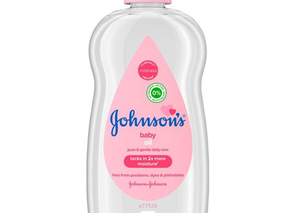JOHNSON'S® Baby Oil 300ml