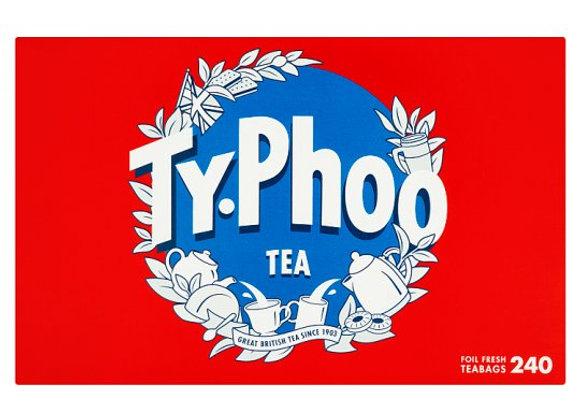 Typhoo 240 Teabags 696G