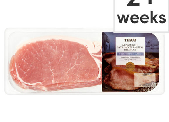 Back Bacon Thick Cut 300g