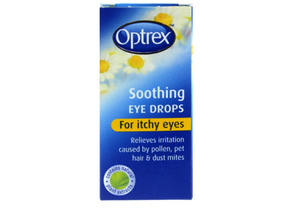Optrex Itchy Eye 10ml