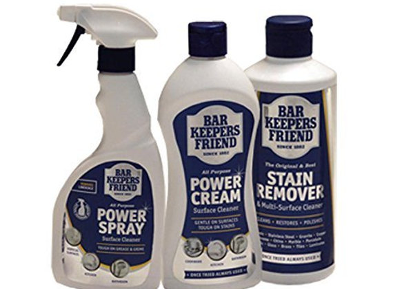 Original Bar Keepers Friend Bundle Pack