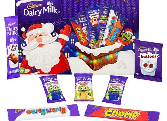 Cadbury Dairy Milk Freddo Selection Box 138G