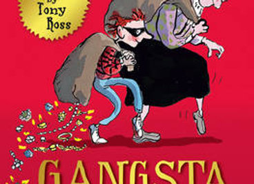 Gangsta Granny - David Walliams Paperback