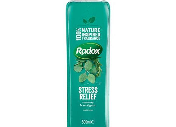 Radox Stress Relief Bath Soak 500Ml
