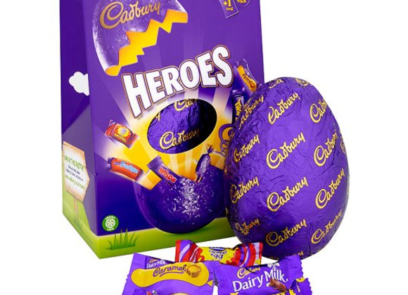 Cadbury Heroes Large Easter Egg 264G