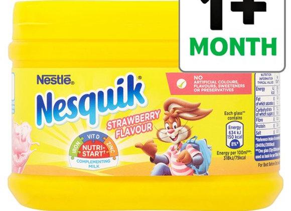 Nesquik Strawberry Powder 300G