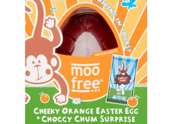 Moo Free Free From Orange Egg & Chocolate Surprise 120G