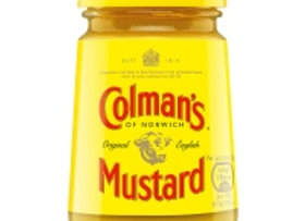 Colmans English Mustard 170g (Large Jar)