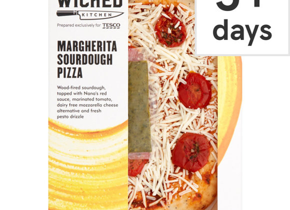 Wicked Kitchen Margherita Pizza Sourdough 284G