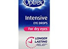 Optrex Intensive Eye Drops 10ml