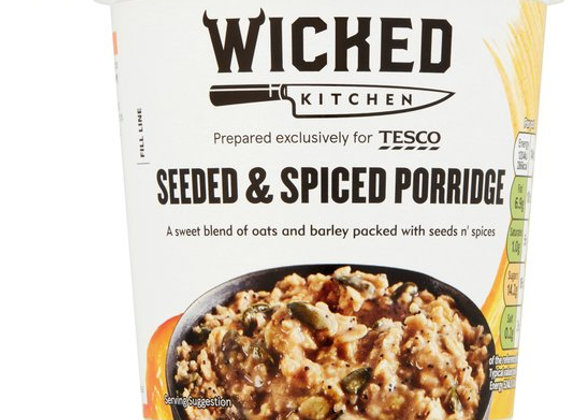 Wicked Kitchen Superseeded Porridge 70G