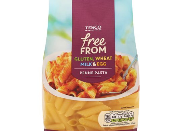 Tesco Free From Penne Pasta 500G