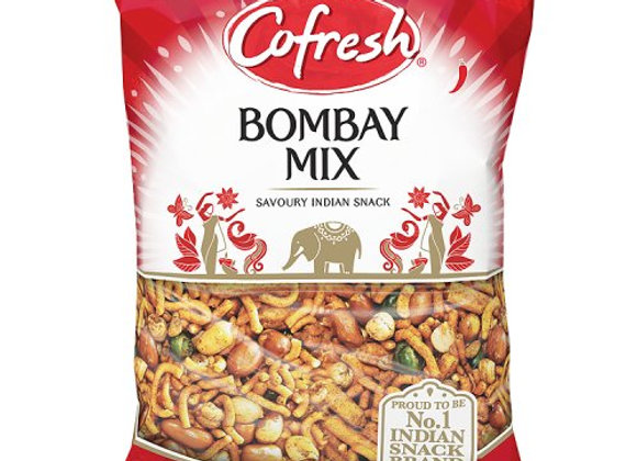 Bulk Buy Bombay Mix Indian Savoury Snack 10 x 80g