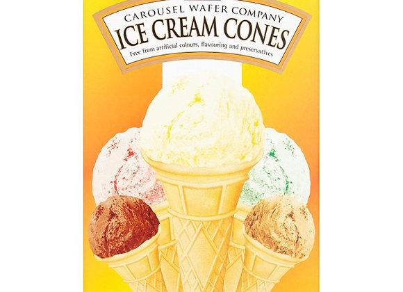 Carousel Wafer Company 21 Ice Cream Cones
