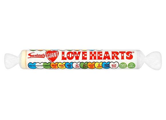 Swizzels Giant Love Hearts