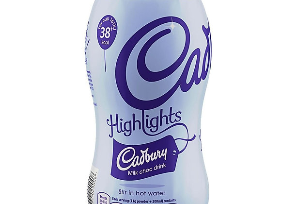 Cadbury Highlights Milk Hot Chocolate 154g