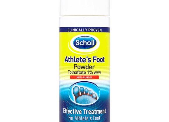 Scholl Athletes Foot Care Powder
