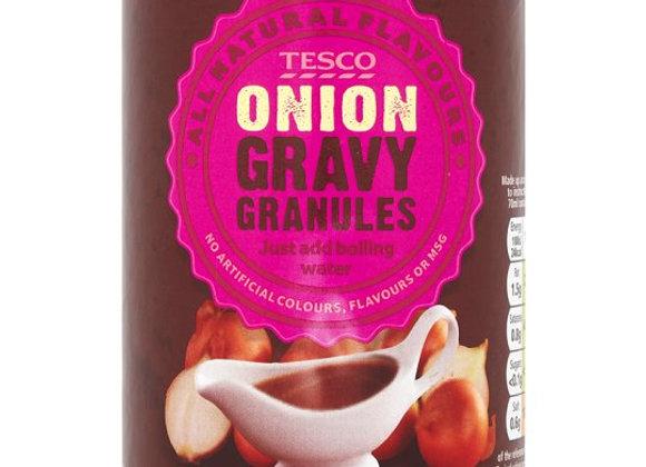Tesco Onion Gravy Granules 200G