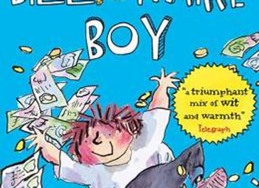 Billionaire Boy - David Walliams Paperback