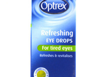 Optrex Fresh Eyes Drops 10ml