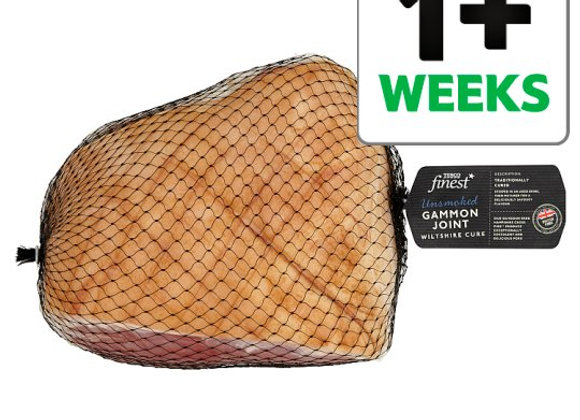 Finest Unsmoked Wiltshire Gammon Joint