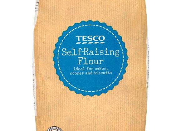 Tesco Self Raising Flour 1.5Kg