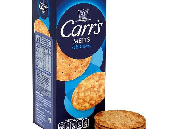 Carr's Melts 150g